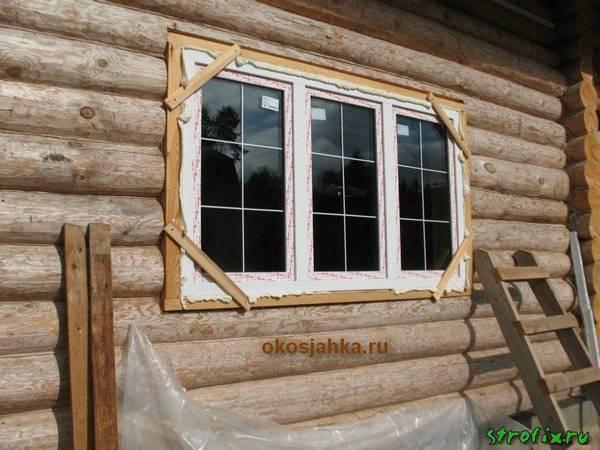 Окна в частном доме — как выбрать правильно? идеи дизайна и оформления (86 фото)