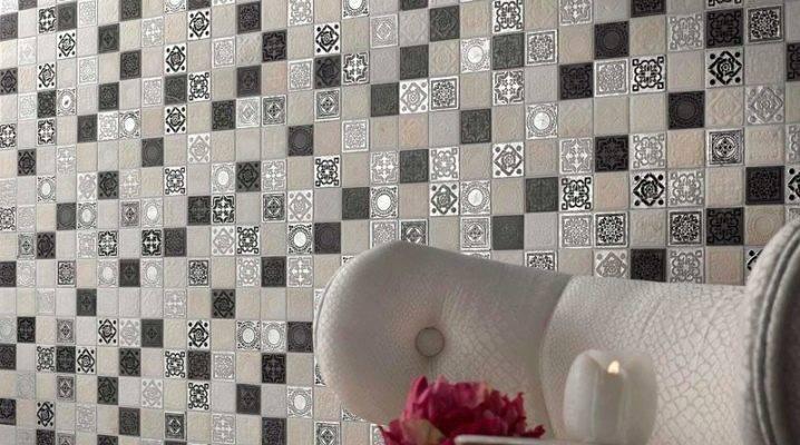 Мозаика в интерьере (80 фото): мелкая цветная мозаика для гостиной, современная кокосовая мозаичная плитка, декор стен в прихожей и спальне, дизайн и укладка