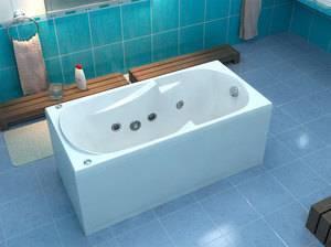 Акриловая ванна:  плюсы и минусы, отзывы покупателей