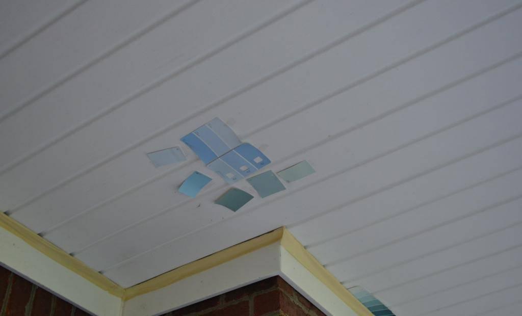 Потолок в ванной из сайдинга своими руками - фото и видео на стройпомощник