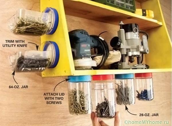 Приспособления для гаража своими руками: идеи и советы по созданию - masterstroy