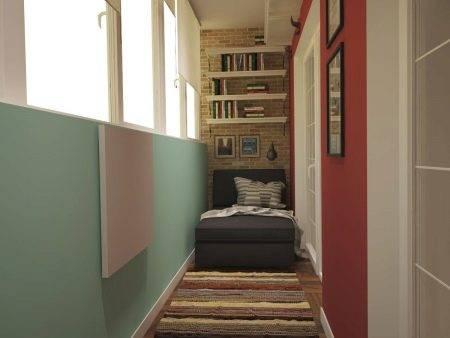 Полки на балконе: как и из чего сделать своими руками