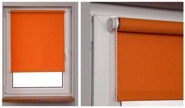 Рулонные шторы на пластиковые окна без сверления (40 фото): как собрать и установить жалюзи с леской на стену и потолок