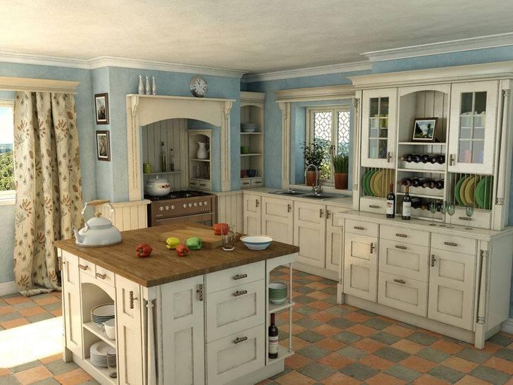 Кухня в английском стиле (68 фото): дизайн интерьера в стиле английская классика, стильные шторы для кухни-гостиной