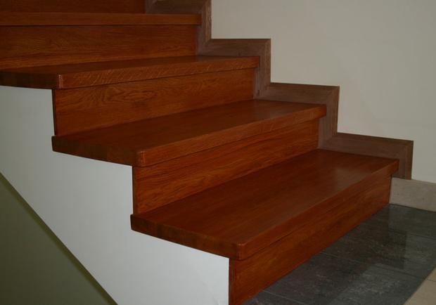 Как обшить лестницу ламинатом своими руками - самстрой - строительство, дизайн, архитектура.