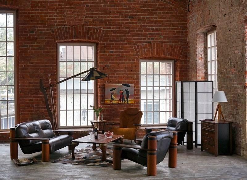 Мебель в стиле лофт своими руками - 50 лучших идей и мастер-классы!