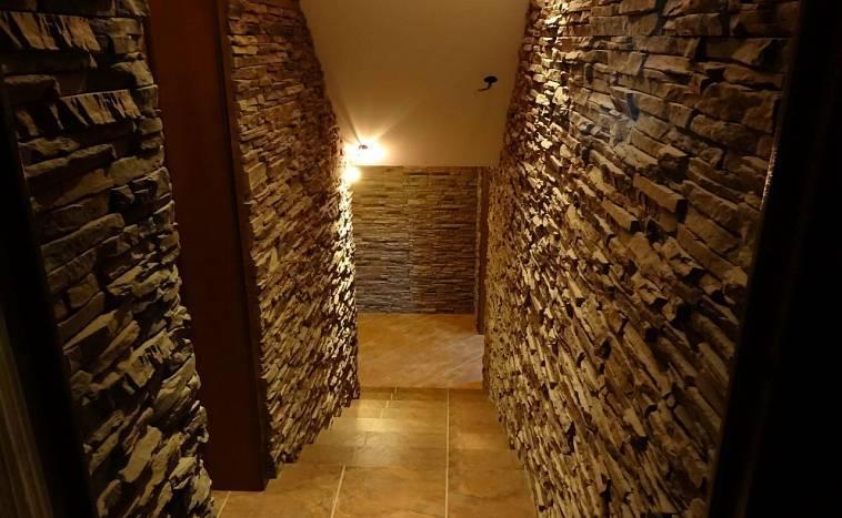 Керамогранит под камень: виды, характеристики, преимущества плитки