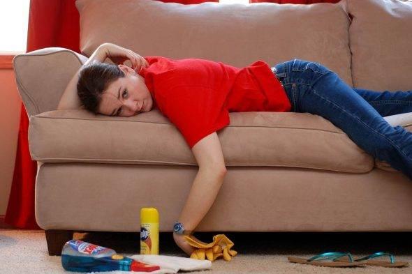 Средство для чистки кожаной мебели в домашних условиях, уход за обивкой