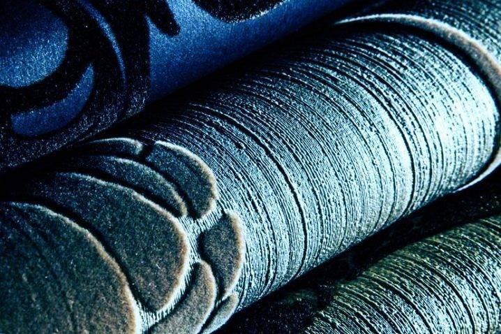 Обои синего цвета в интерьере вашего дома: фото, характеристики, примеры использования в разных комнатах