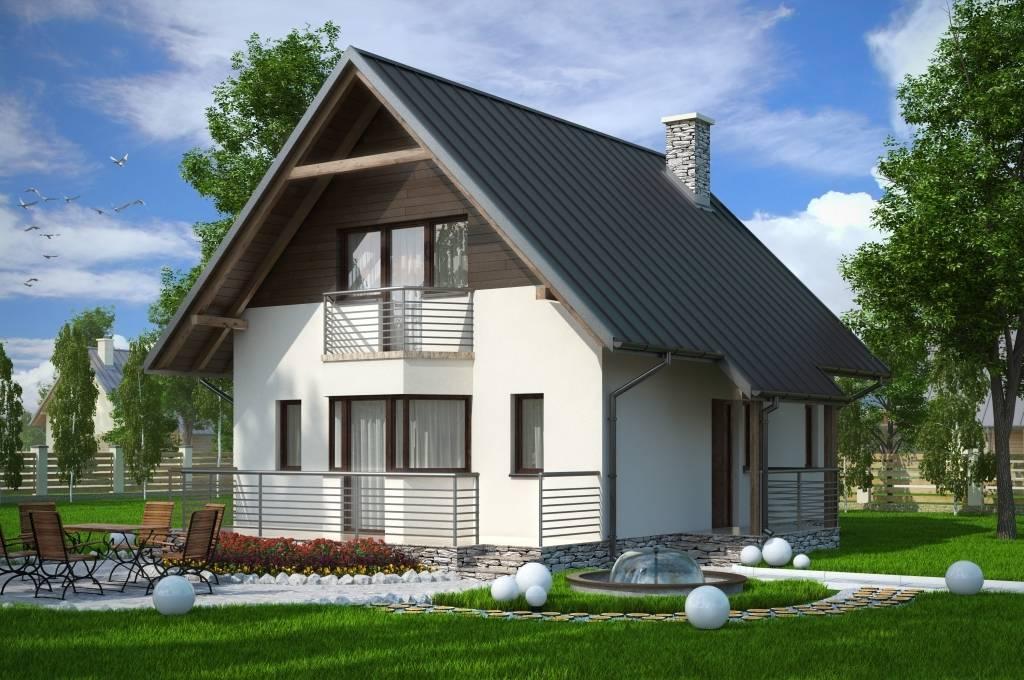 Дом с мансардой: проекты, фото лучших идей и советы специалистов