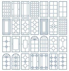 Комплектующие для пластиковых окон. что входит в состав пвх окна | окно у дома