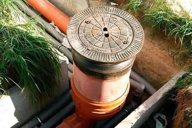 Устройство и прокладка ливневой канализации на территории частного дома