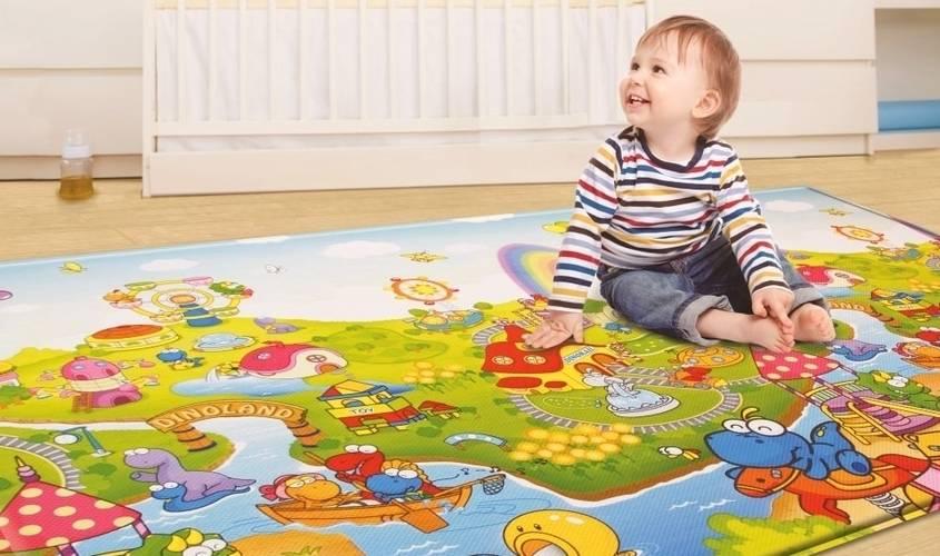 Напольное покрытие для детской комнаты: сравнительный обзор - что выбрать?