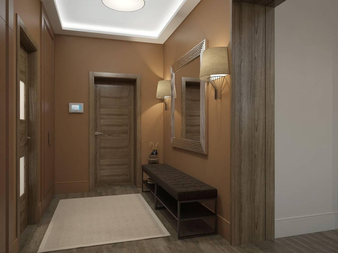 Дизайн длинного коридора, 96 фото — этотдом