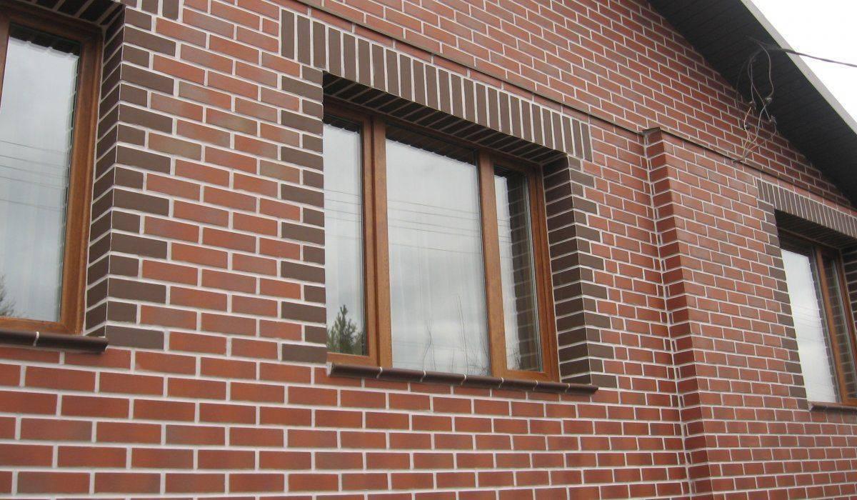Фиброцементные панели: отделка фасада дома фасадными панелями