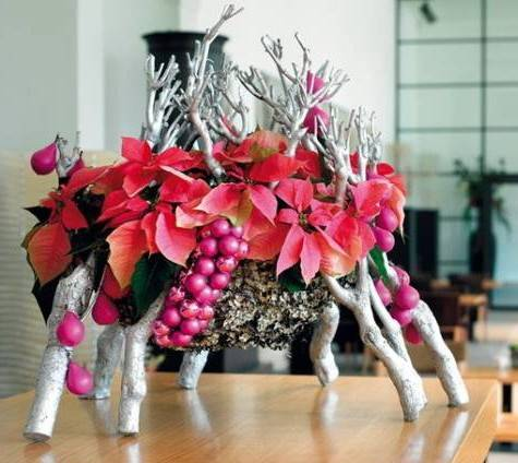 Бонсай топиарий ёлка мастер-класс моделирование конструирование макеты деревьев клей краска поролон проволока