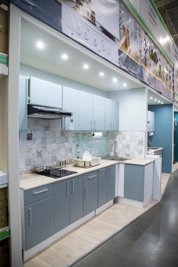 20 кухонь из леруа мерлен с реальными отзывами, фото и ценами 2020-2021