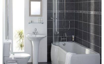Ограждения для ванной из стекла-разновидности, советы по монтажу