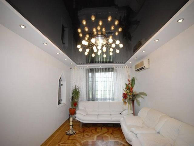 Декор потолка - лучшие варианты, идеи, инструкции!