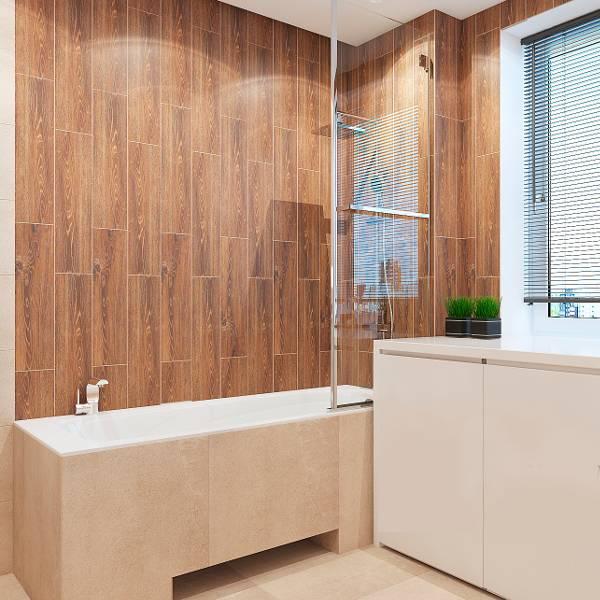 Какую плитку лучше выбрать для ванной по качествам и стилю