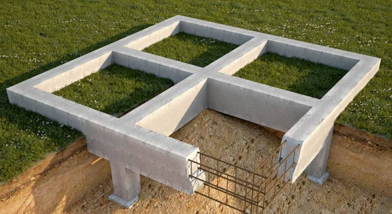 Фундамент для дома: устройство, виды, правила выбора и технология построения