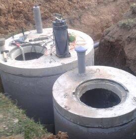 Септик энергонезависимый без откачки с самоочисткой - все о канализации