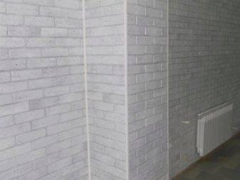 Панели для стен под кирпич для внутренней отделки - монтаж