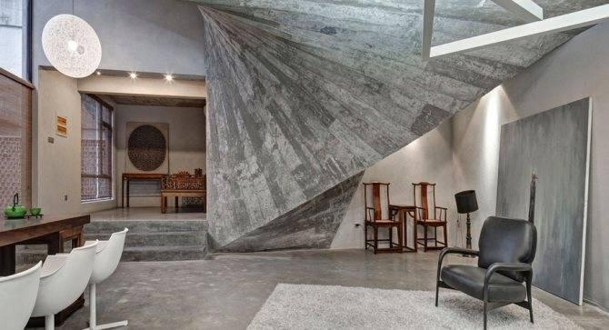 Декоративные изделия из бетона: варианты для фасада и ландшафта