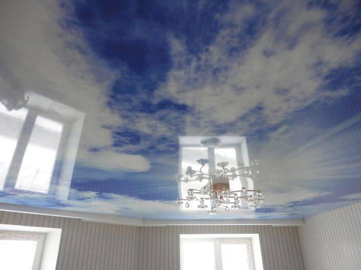 Как помыть натяжной потолок самостоятельно в домашних условиях