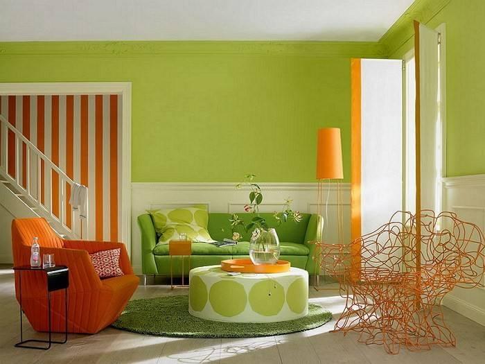 Выбор цвета в интерьере квартиры – сочетания и эффектные приёмы