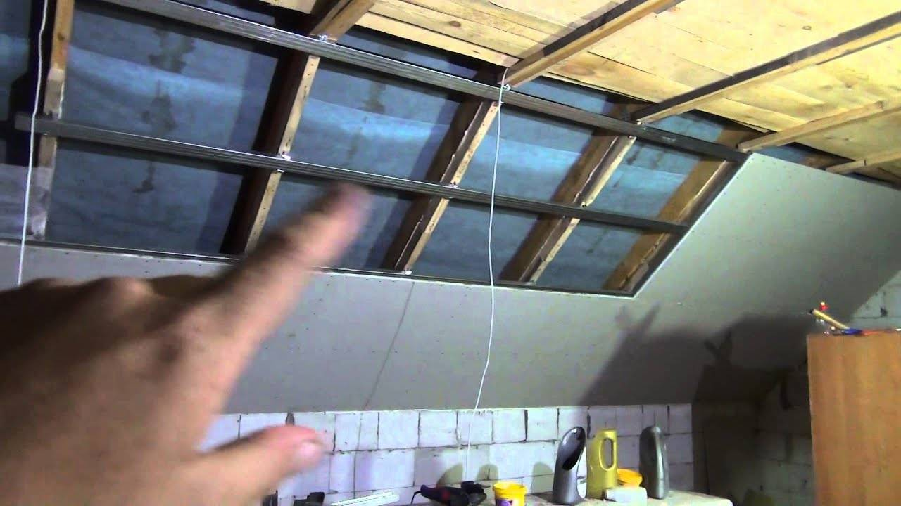 Отделка гипсокартоном стен деревянного дома, правила, нюансы и этапы работ, фото и видео