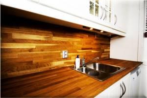 Установка стеновой панели на кухне: важные нюансы и правильная последовательность монтажа