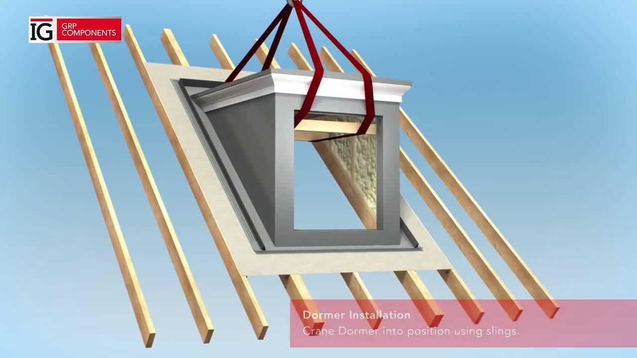 Слуховое окно на крыше - конструкция, монтаж и как сделать окно