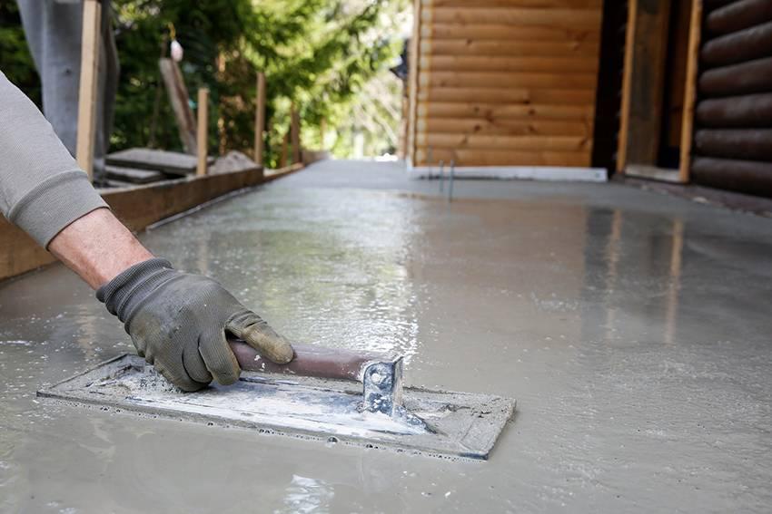 Всё про жидкое стекло для бетона — что это, инструкция по применению