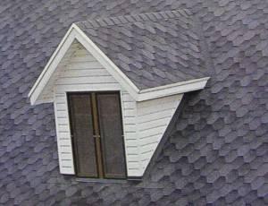 Слуховые окна на крыше — рассматриваем устройство