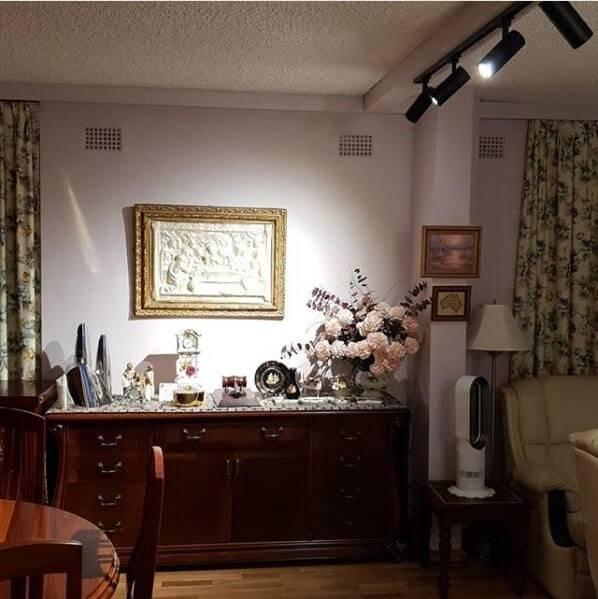 Светильники в интерьере: 175+ (фото) точечных, потолочных