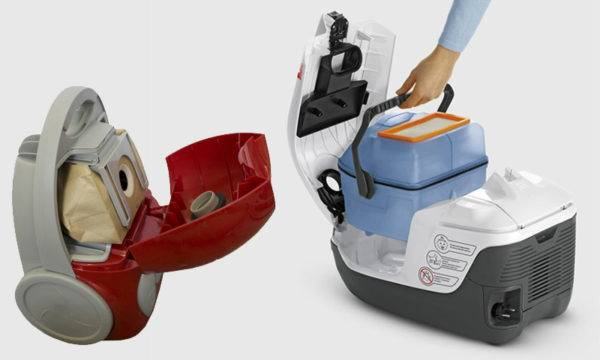Моющие пылесосы для дома: преимущества и недостатки