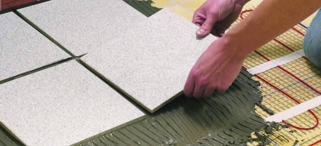 Клей для напольной плитки: виды клея, рекомендации по выбору и как рассчитать расход