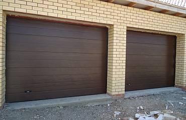 Автоматические гаражные ворота: выбираем оптимальный вариант