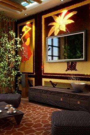 Ковер в современном интерьере - 103 фото примера