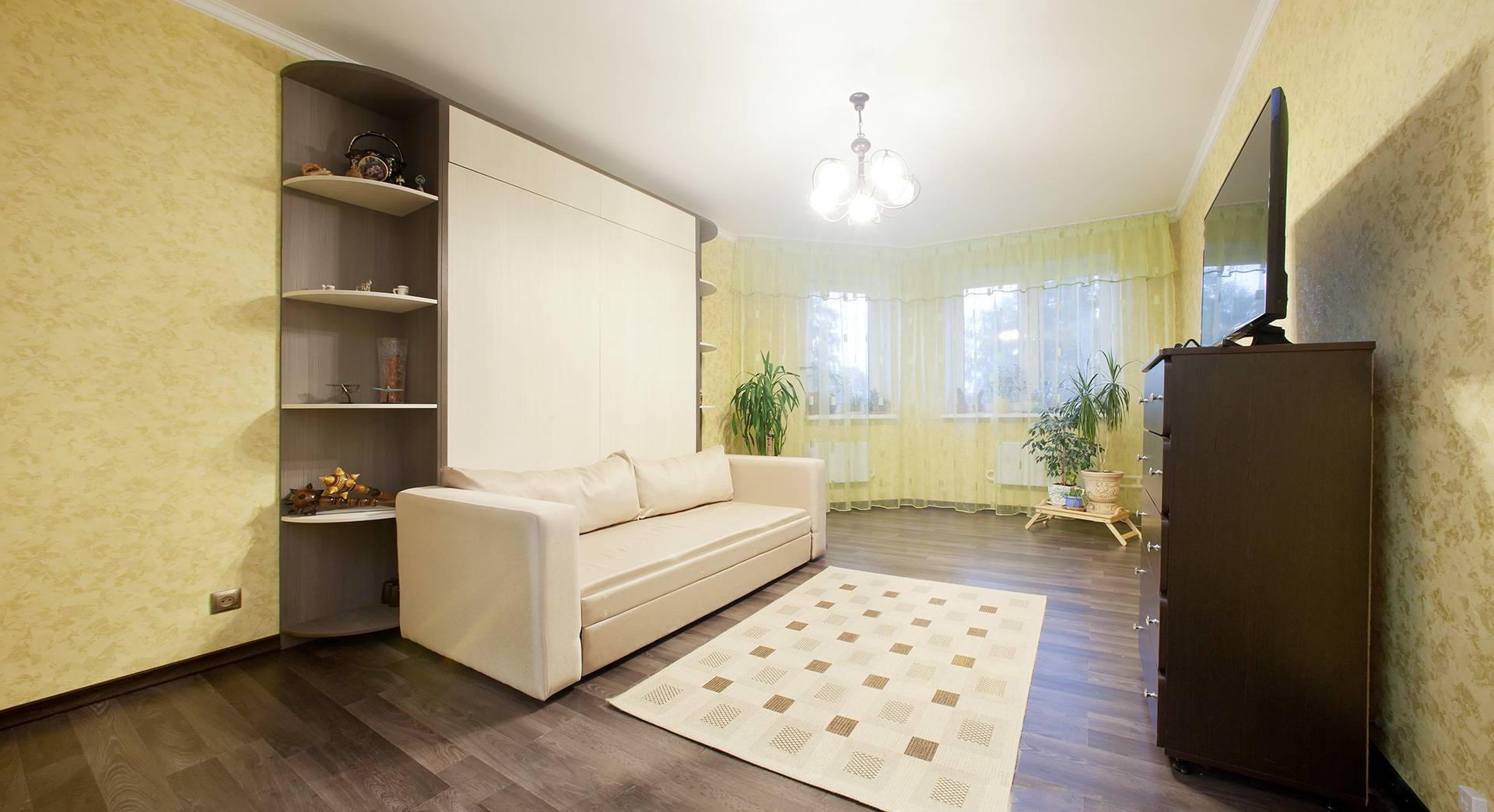 Как выбрать диван-кровать-трансформер для малогабаритной квартиры?