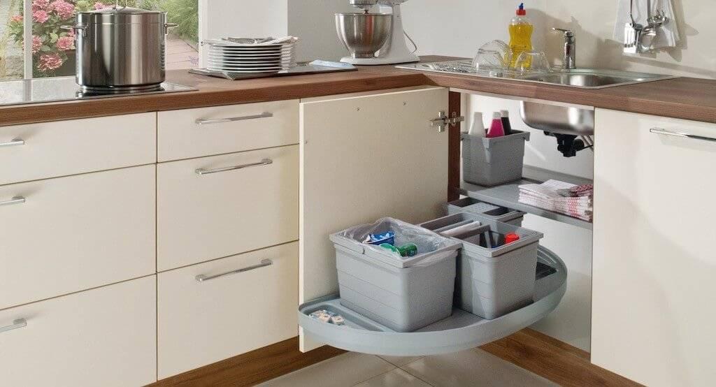 Угловая тумба под мойку для кухни (38 фото): размеры напольных кухонных шкафов под раковину, особенности выбора