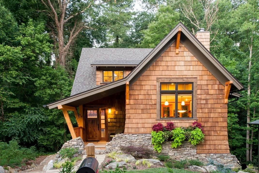 Проекты дачных домиков для 6 соток: фото, описание и требования