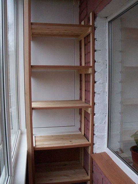 Как сделать шкаф на балконе из вагонки: своими руками, процесс создания и размещения шкафа
