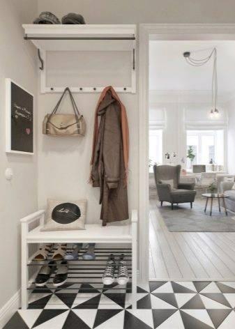 Выбираем настенные крючки для одежды в прихожую – преимущества, типы креплений и материал