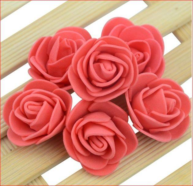 Роза из фоамирана:150+ (фото) мастер-классов пошагово