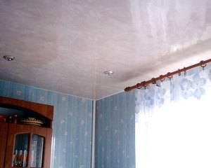Размеры пластиковых панелей для потолка - всё о ремонте потолка