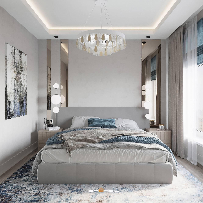Дизайн спальни в современном стиле: 100 лучших идей интерьера
