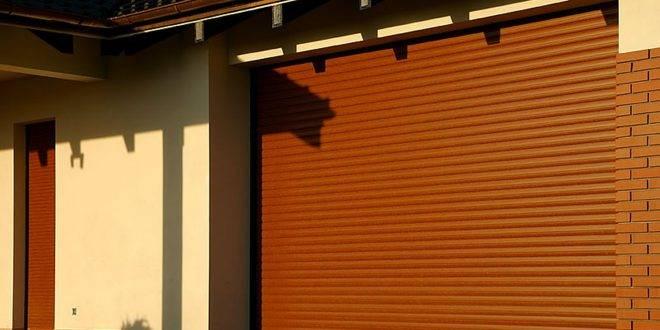 Как установить секционные ворота в гараже своими руками, подготовка проема, монтаж и регулировка