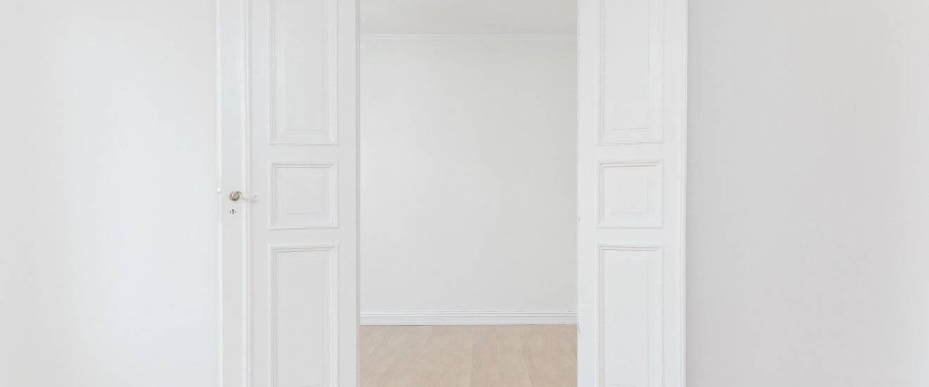 Межкомнатные двери с эмалью: варианты и особенности изделий
